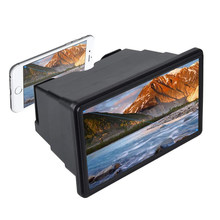 Handy 3D Bildschirm Lupe Smartphone Lupe Enlarger Bildschirm 3D Film Video Handy Bildschirm Verstärker(China)
