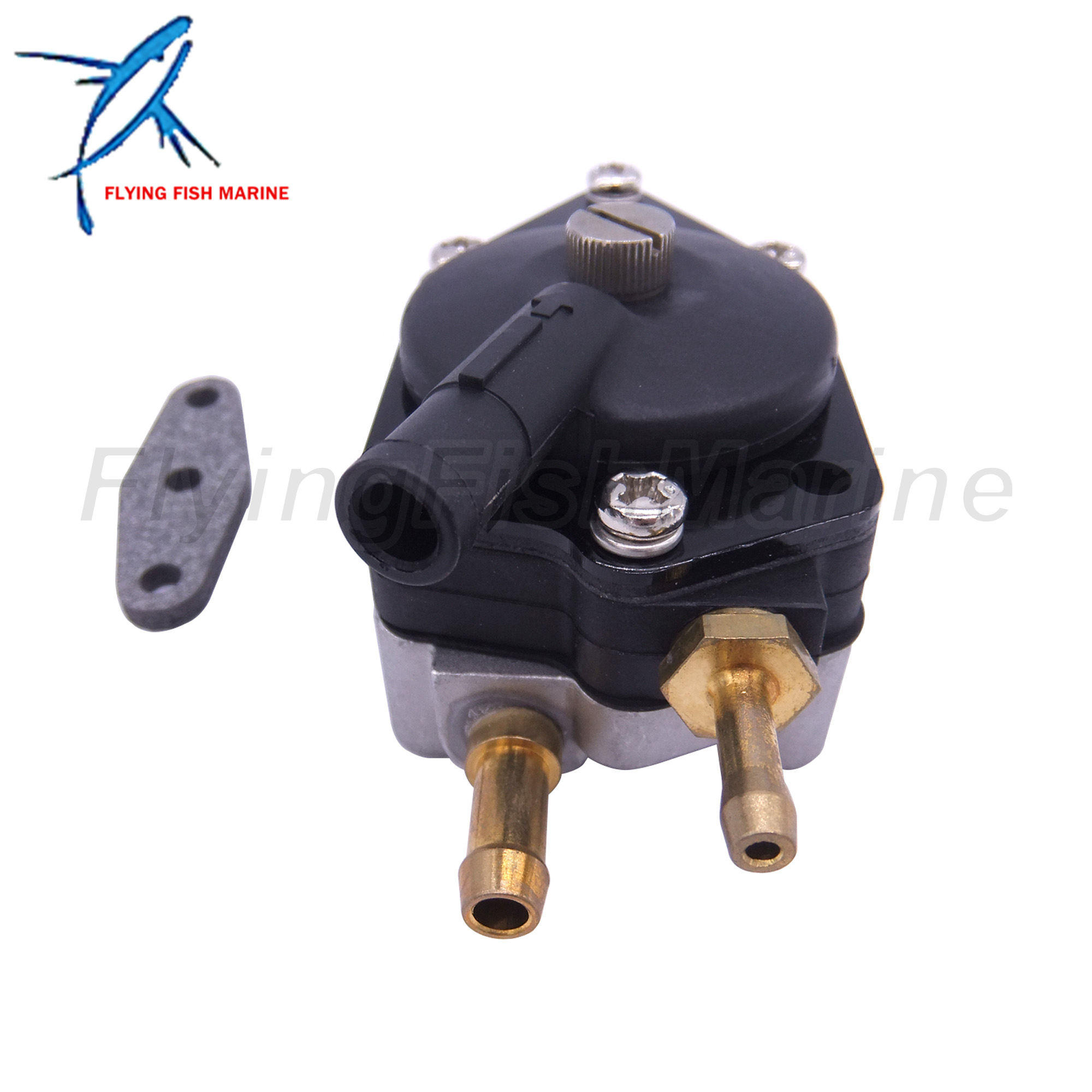 New Outboard Fuel Pump W//Gasket Fit for 20-140HP Replaces 438556 UK