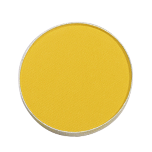 Color Salon Yellow coral Matte  Glitter Eyeshadow Powder Shimmering Colors Eye Shadow Palette Metallic Eye Makeup Cosmetic 5