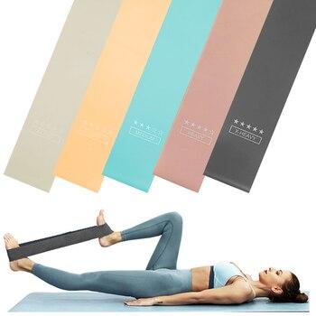 Эластичные ленты для фитнеса, фитнес-резинки для тренировок в тренажерном зале, мини-резинки для йоги, тренажеры для тренировок