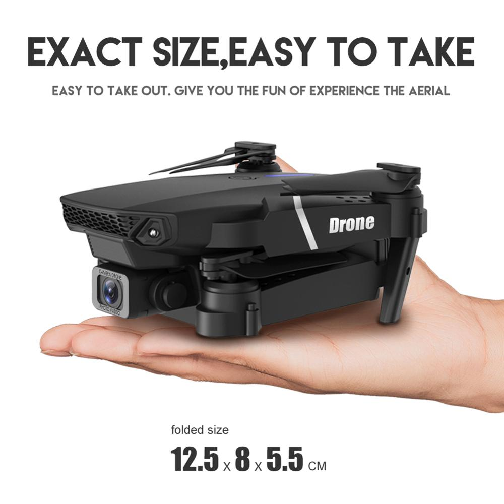 lowest price SG706 RC Drone 4K HD Dual Camera 50X Times Zoom WIFI FPV Foldable Quadcopter Helicopter Professional Drones Stable Height