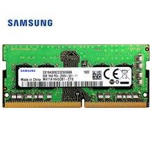 Ordenador portátil Samsung ddr4 ram 8gb 4GB 16GB 32GB PC4 2666Mhz 3200MHz 260-Pin 1,2 V 2666v DIMM portátil de memoria ram 4g 8g 16g ddr4