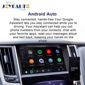 Image 5 - Joyeauto ไร้สาย Apple CarPlay สำหรับ Infiniti 8 นิ้ว 2015 2019 Q50 Q60 Q50L QX50 Android Auto Car Play วิดีโอ อินเทอร์เฟซ