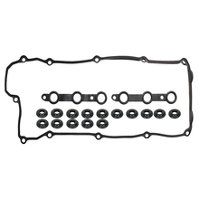 Car Engine Valve Cover Cylinder Head Screw Gasket Set 11129070532 11121437395 For-BMW E39 520I 523I 528I 530I M52 M50