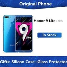 International Firmware Honor 9 Lite 4G LTE Cell Phone Kirin 659 Android 8.0 5.65