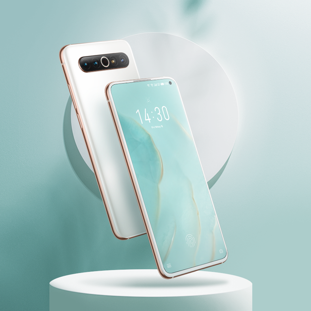Meizu 17 Pro 5G Phone 8G+128G/12G+256G  Android Smartphone Snapdragon 865 Octa Core Support NFC Wireless Charge China Version 4
