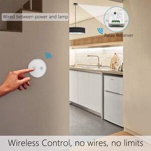 Image 3 - Tuya WiFi 스위치 소켓 릴레이 Micromodul 10A 원격 제어 음성 제어 Google 홈 Alexa Echo 스마트 라이프 App 타이머