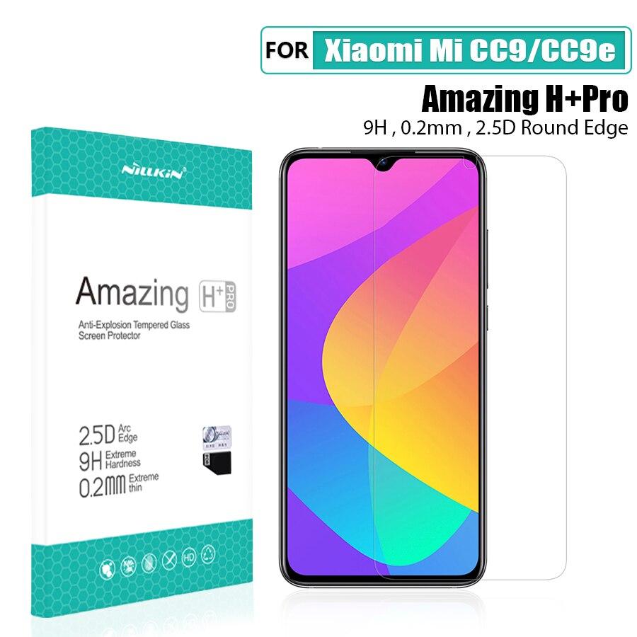 For Xiaomi Mi CC9E CC9 9E Mi A3 Glass NILLKIN Amazing 9H Screen Protector For Xiaomi Mi 9 Lite Tempered Glass