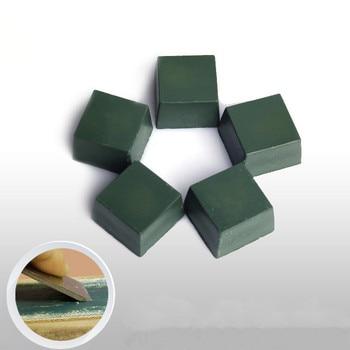 Green Polishing Paste Alumina Fine Abrasive Buff Compound Metal Jewelry Wax Grindin
