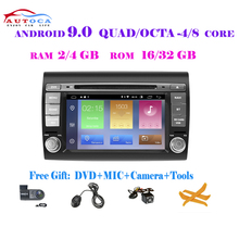 Android 10 Car GPS Stereo Navigation Multimedia DVD Player Auto Radio For Fiat/Bravo 2007 2008 2009 2010 2011 2012 DPS CARPLAY for mazda 6 ruiyi ultra 2008 2009 2010 2011 2012 android unit radio stereo multimedia player 1 2 din dvd gps navigator carplay