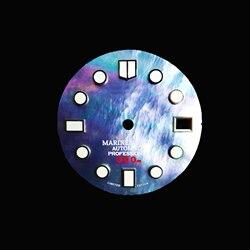 Seikomodified аксессуары для мам Универсальный циферблат samurai SKX007 abalone большой мм маленький мм аксессуары для циферблата