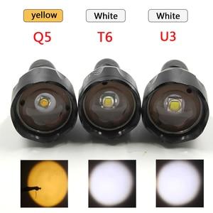 Image 2 - Litwod Z20 ライト & 照明cree xm l L2 T6 Q5 led懐中電灯戦術的な光アルミ防水ズーム可能なランタン