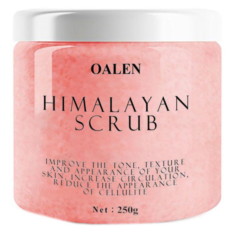 Bath Sea Salt Firming Body Massage Exfoliating Scrub Moisturizing Whitening SPA