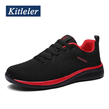 Fashion Men Sneakers Mesh Men Casual Shoes Summer Lightweight Sneakers for Unise