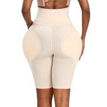 Shemale Transgender Fake Ass Enhancer Underwear Crossdresser Butt Buttock Hip Enhancer Underwear Sponge Padded Shaper Panties