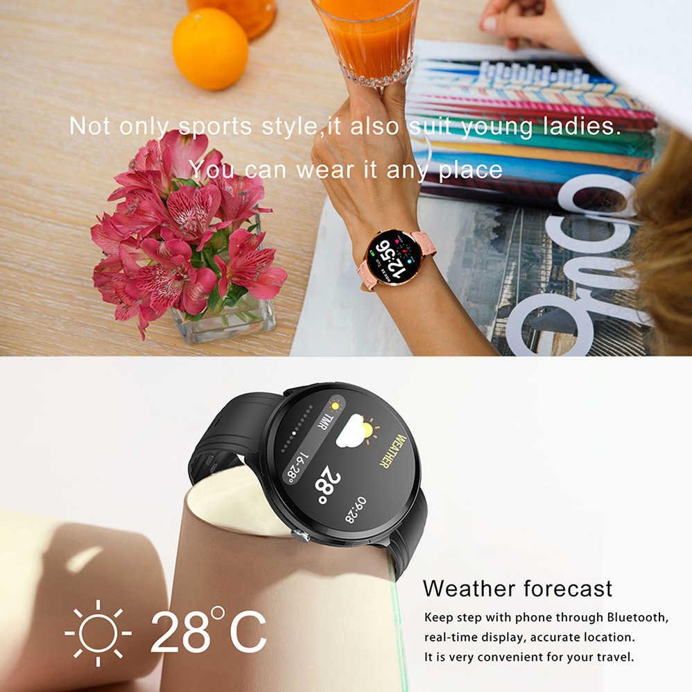 COLMI ساعة ذكية V12 زائد للماء بلوتوث القلب معدل الاهتزاز متعددة وضع الرياضة المعصم Smartwatch لالروبوت IOS الهاتف