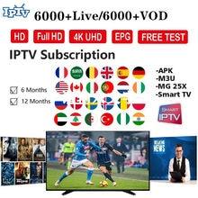 Inteligente de ip * tv 12 meses 4K✔️ M3U✔️SMART TV✔️ANDROID✔️FAST de activación