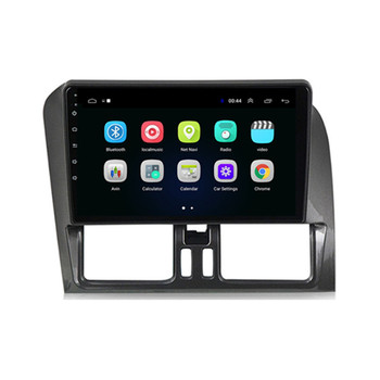 2 din Android autoradio car multimedia radio coche auto automagnitol Navigation GPS player for  Volvo XC60 2011-2017
