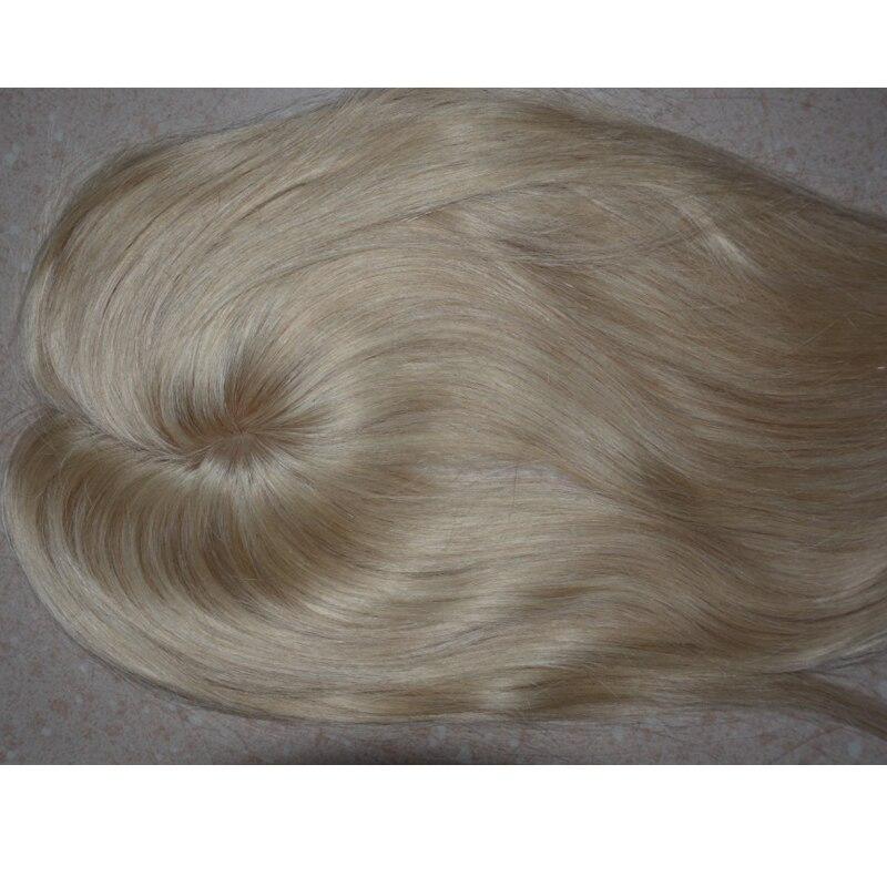 """Подарки, шелковая основа, прямые(""""* 5""""), продукция Cabelo, кружевное закрытие, волосы, гладкие, 1"""", волосы для восстановления кожи головы"""