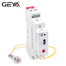 Free Shipping GEYA GRB8-01 Twilight Switch with Sensor AC110V-240V  Photoelectric Timer Light Sensor Relay цена и фото