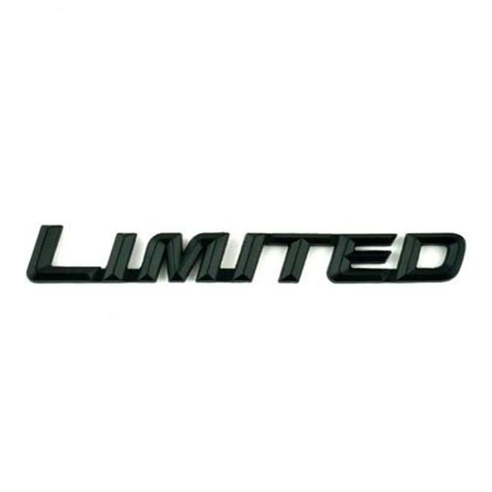 IDS 3D Metal Sport Premium Car Side Fender Rear Trunk Emblem Badge Decals for Universal Cars Moto Bike Styling Decorative Accessories 2PCS