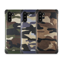 Army Camo Camouflage Case For Samsung Galaxy S10 S9 Plus Shockproof Cover Note 10 9 8 S8 S7 S6 Edge