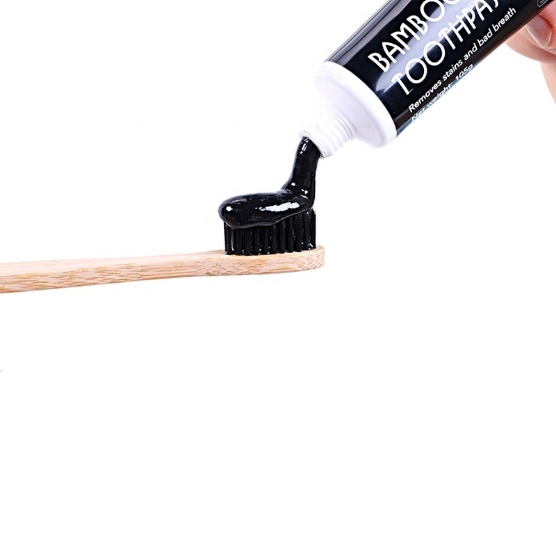 Whitening Toothpaste Ingredients Charcoal Teeth Whitening Toothpaste Bamboo Toothpaste Black Toothpaste Dropshipping