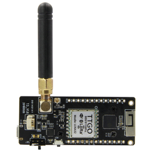 Image 5 - LILYGO® TTGO Disaster Radio LoRa32 V2.1 1.6 Version 433/868/915MHZ LoRa ESP 32 OLED 0.96 Inch SD Card Bluetooth WIFI Module