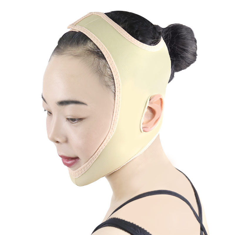 Face Slimmer V Face Thin Face Useful Product Thin Face With Face-thinning Mask Thin Face Bandage Lift Device Facial Part Facial