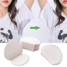 20/30/40Pcs Summer Underarm Deodorants Anti Sweat Pads Antiperspirant Sticker Armpit Absorbent Dress Clothing Liner Stickers
