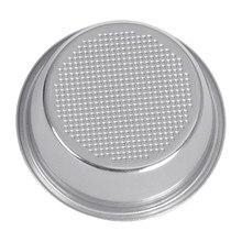 Vogvigo 54mm cesta de filtro para breville 54mm semiautomática máquina café bottomless lidar com filtro