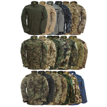 Clothes-Pant-Set Combat-Shirt Military-Uniform Usmc Tactical Army Camouflage Work-Wear
