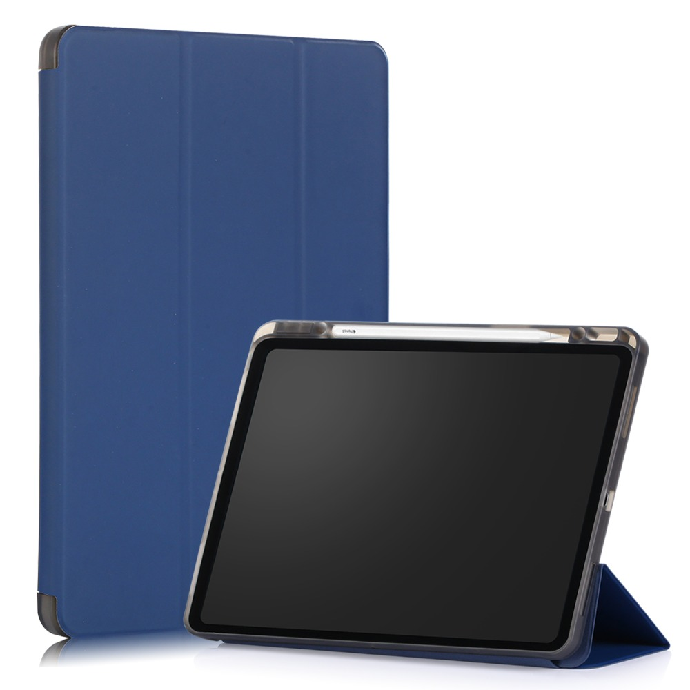 Case iPad Pro 12.9 Smart for Case Pro 12.9 Funda for Solid Cover Inch iPad Tablet 2020