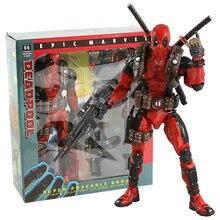 Neca deadpool final figura de ação brinquedo coleção modelo