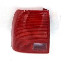 Para o pacote passat b5 2003-2009 luz traseira b5 backlight transformando lâmpada de sinal de freio luzes traseiras do carro