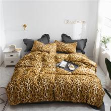 100% de algodón ropa de cama Duvet Cover Set incluyen edredón y funda de almohada caso Calidad Suave ropa de cama casa para Hotel