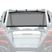 UTV Summer KEMIMOTO 2020 2021 RZR High-quality Nylon Rear Window Shade Net for Polaris RZR RZR PRO XP / XP 4