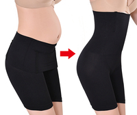 Women High Waist Butt Lifter Panties Body Shaper Tummy...