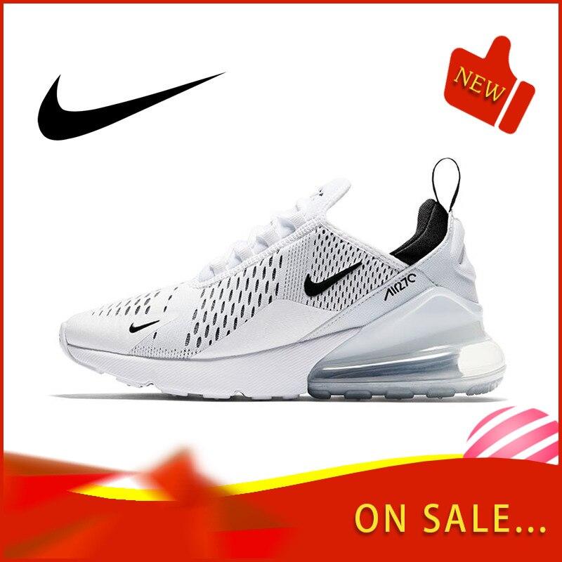 Original authentique Nike Air Max 270 femmes chaussures de course classique en plein Air mode sport chaussures confortable respirant AH6789-100