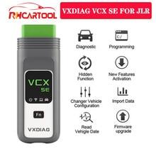 Vxdiag vcx se para jlr sdd pathfinde ferramenta de diagnóstico do carro para jaguar e para land rover scanner leitor de código para bmw ko icom a2
