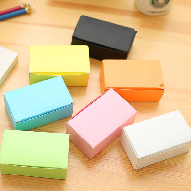 90pcs Mini Envelopes For Business Cards Color Kraft Cardboard Message Paper Greeting Christmas Invitation Small Postcard