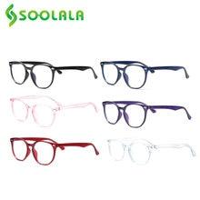 Soolala 6 шт/лот очки для чтения с защитой от синего света женщин