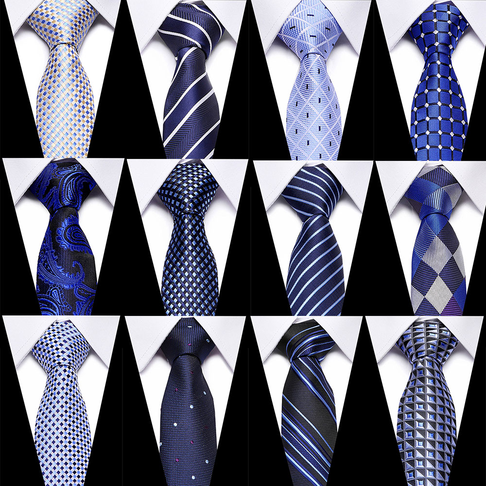 Luxury New Plaid Tie For Men Extra Long Size 145cm*7.5cm Necktie Green Paisley Silk Jacquard Woven Neck Tie Suit Wedding Party