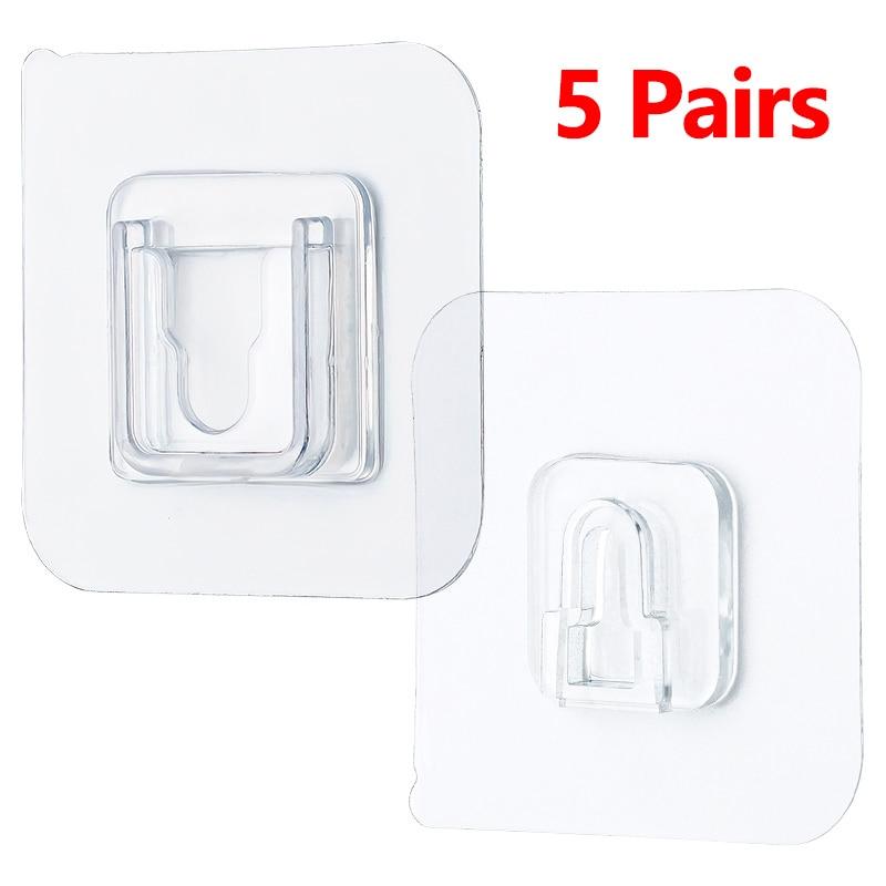 5 pairs