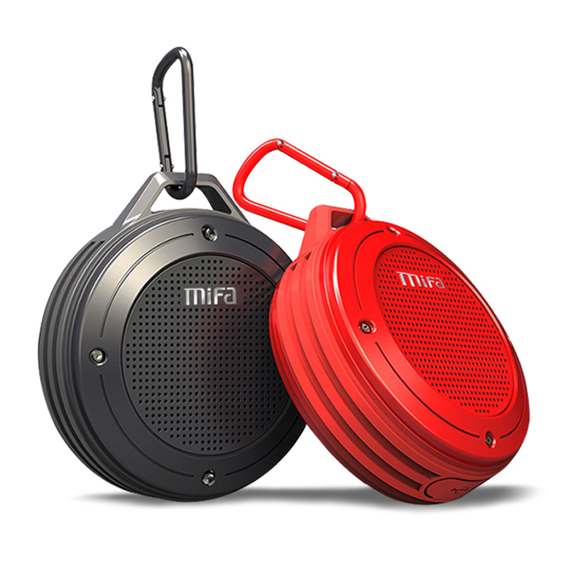 MIFA Bluetooth Speaker Portable Wireless Bluetooth Speaker Stereo With Super Bass Driver/built-in Mic Speaker