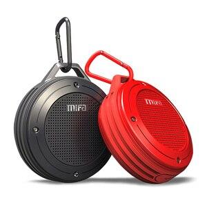 Mifa F10 открытый беспроводной Bluetooth 4.0 стерео портативный динамик Встроенный микрофон ударопрочности IPX6 водонепроницаемый динамик с бас