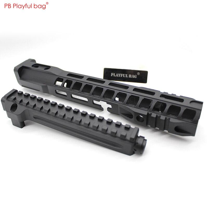 Tactical DIY Accessories Water Bullet Gun AK105 CP AK105 Resin Printing Handguard Toys Accessories Competitve Handguard OB26