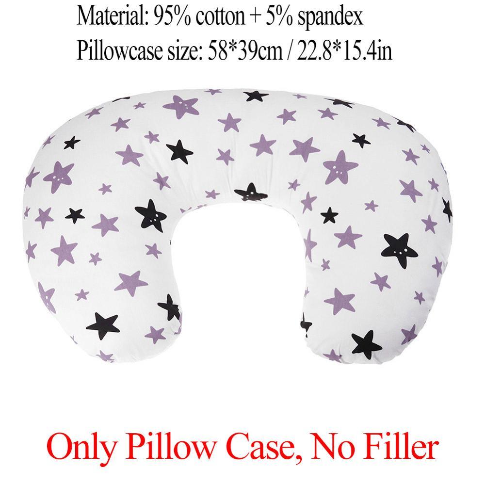 Подушки для беременных, кормящих грудью, кормящих детей, u-образная Подушка для сна для младенцев, кормящих грудью, маленький диван для беременных, поясная подушка - Цвет: B04