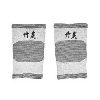 цена на High Elastic Comfortable Knee Warm Support Brace Leg Arthritis Injury Gym Sleeve Knee Pad Bamboo Charcoal Knitted kneePad