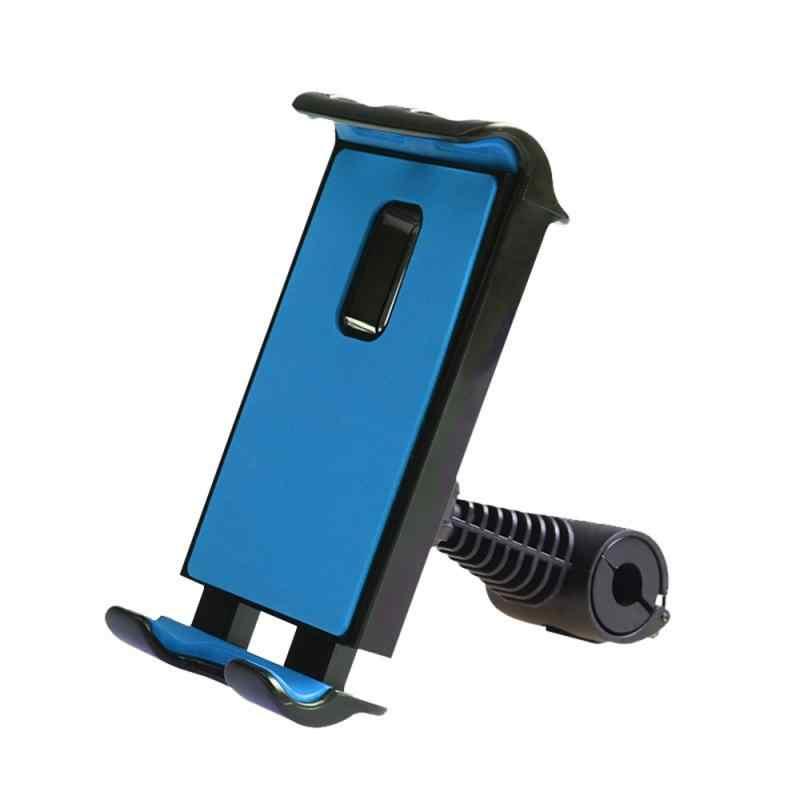 Suporte do telefone do carro almofada titular encosto de cabeça do assento traseiro lazyman 360 graus suporte do telefone almofada de montagem suporte da placa para 7-10 Polegada ipad